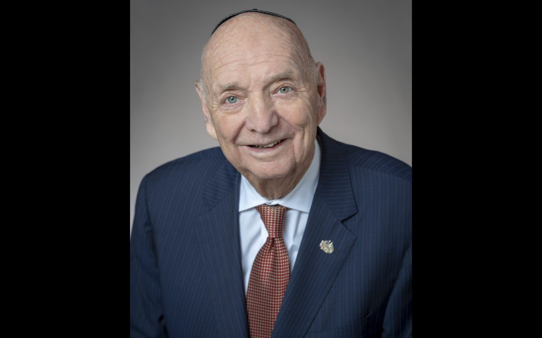 Stanley T. Levinson, of Sol Levinson & Bros. Funeral Home, Dies at 89