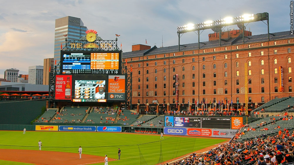 Ending the O's Losing Streak against Yankees Could Revive Baltimore's Baseball Fever