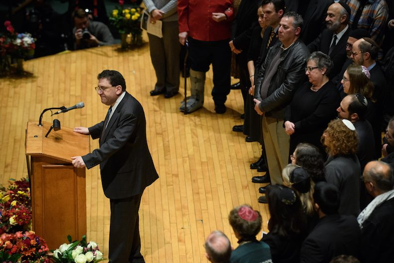 Pittsburgh Rabbi Opposes Death Penalty for Tree of Life Gunman