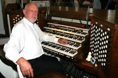 Organist Bruce Radleigh Eicher Retires After 56 years of Striking the Right Chord with Beth El Congregants