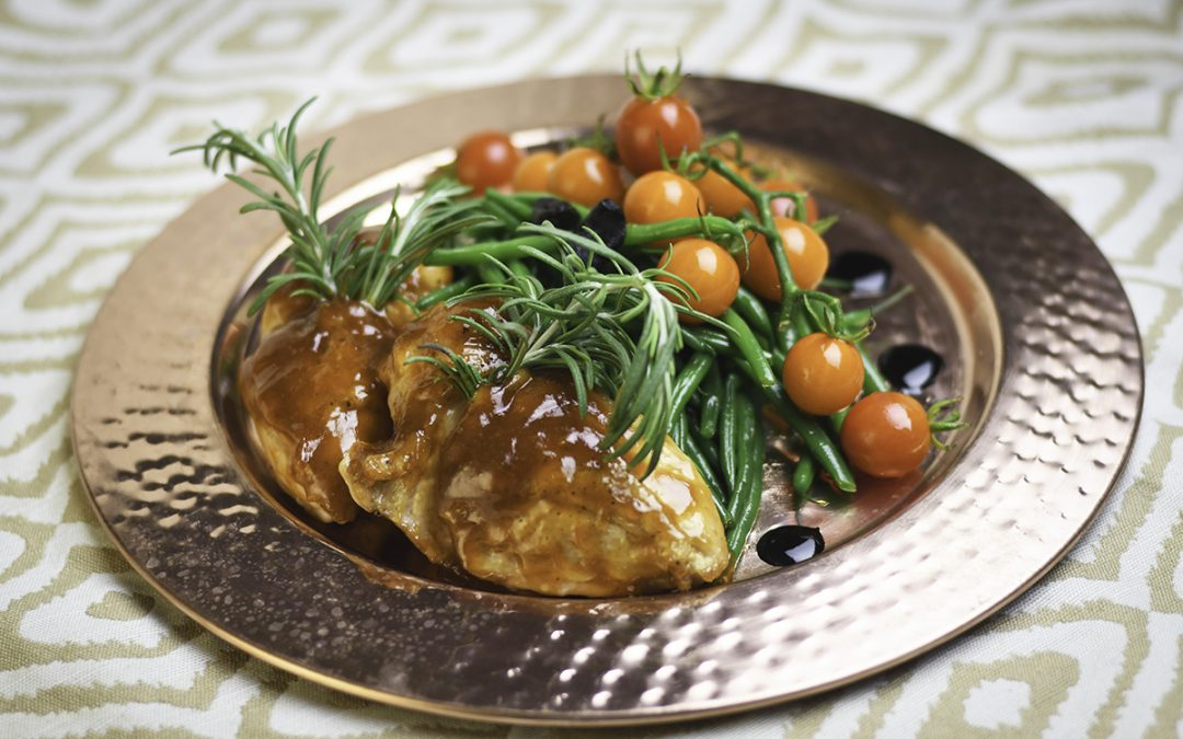 Orange Rosemary Chicken