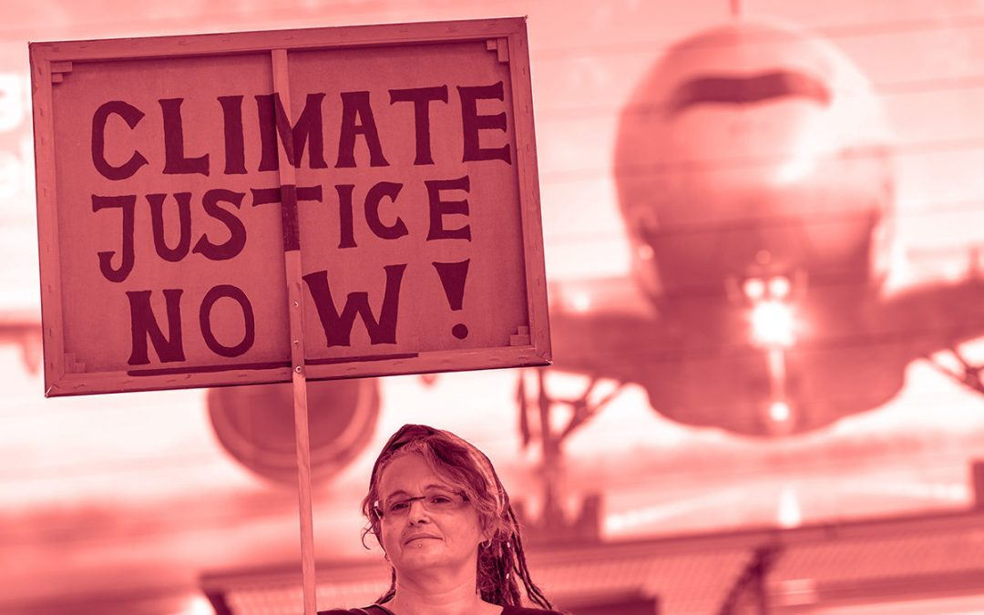 As Jews, We Should All Be Marching for Climate Justice