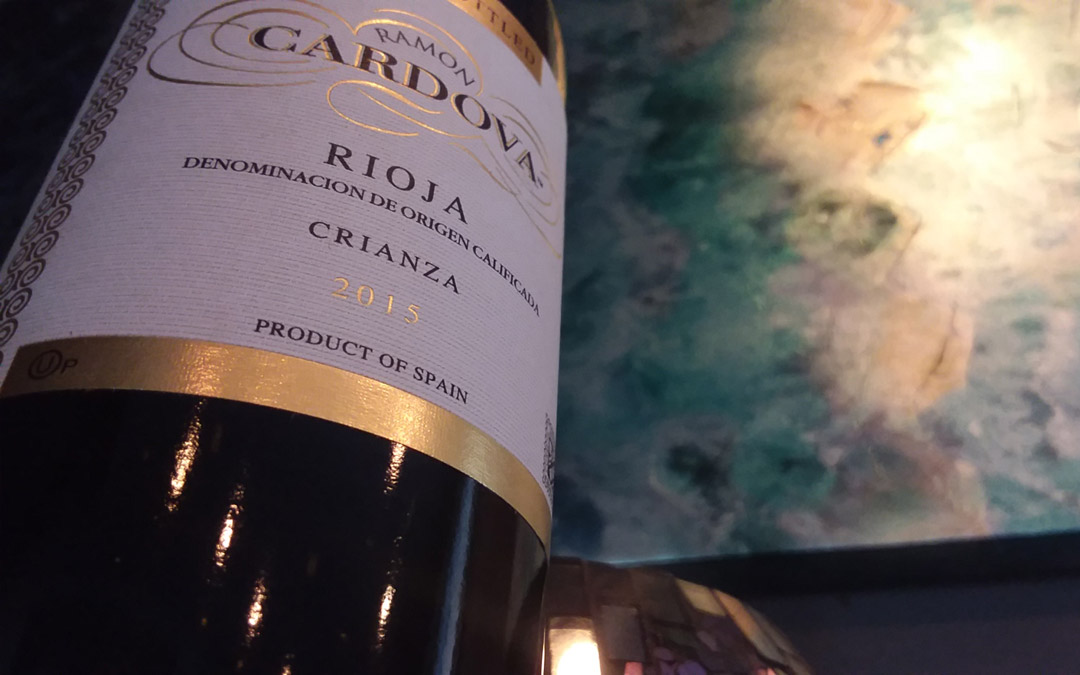 Ramon Cardova Comes from One of Spain's Most Respected Wineries