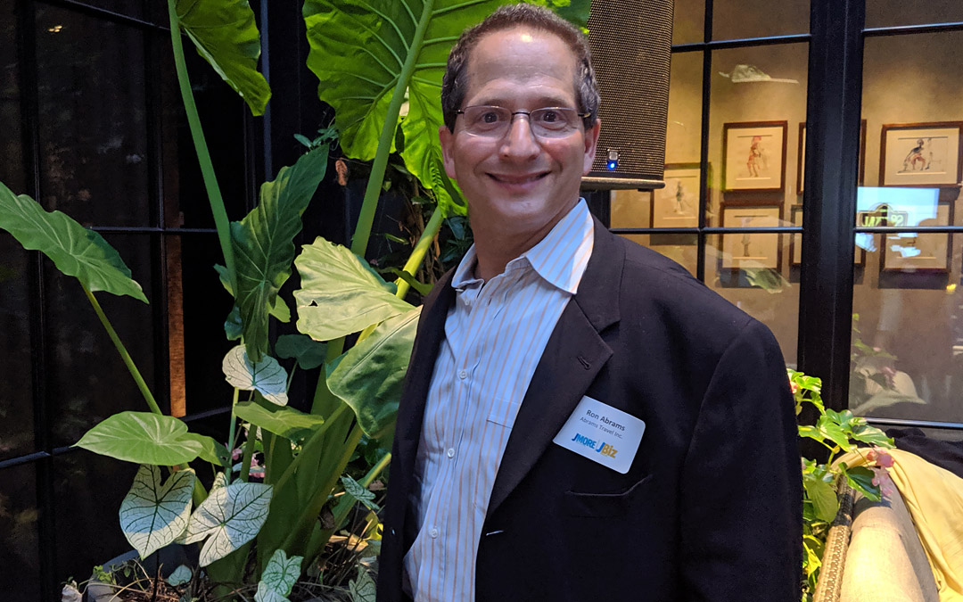 Catching Up with Ron Abrams of Abrams Travel