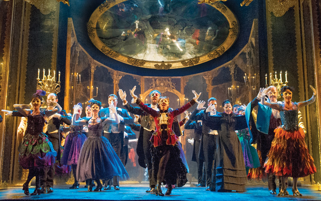 'Phantom of the Opera' Returns to the Hippodrome Theatre with a New Twist
