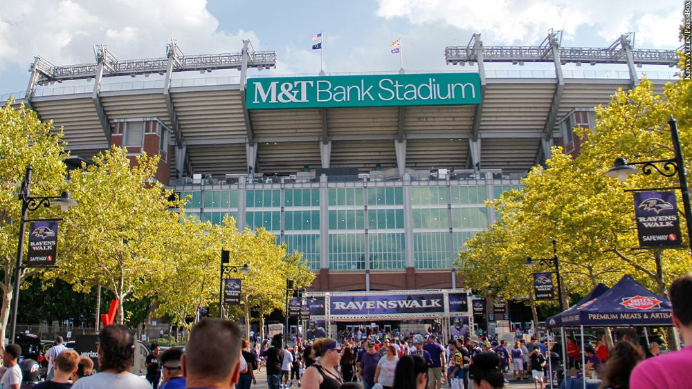 Kosher Grille Food Stand Thrives at Ravens Games at M&T Bank Stadium