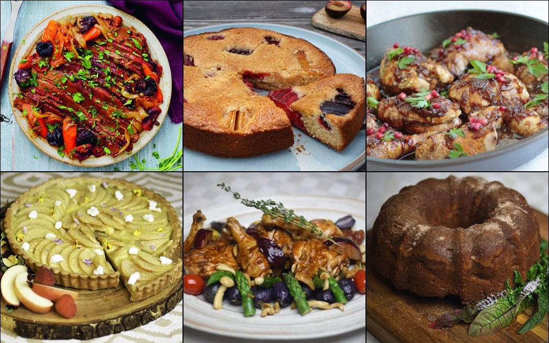 Recipes for Rosh Hashanah