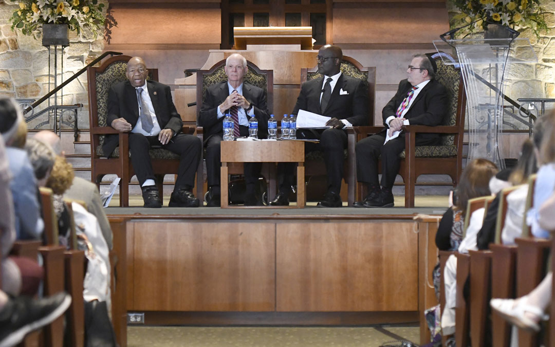 Beth Tfiloh Hosts Interfaith Town Hall Meeting on the State of Baltimore City