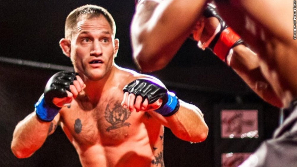 For Baltimore's Ben Levin, Fighting in Octagon a Link to Great-Grandfather