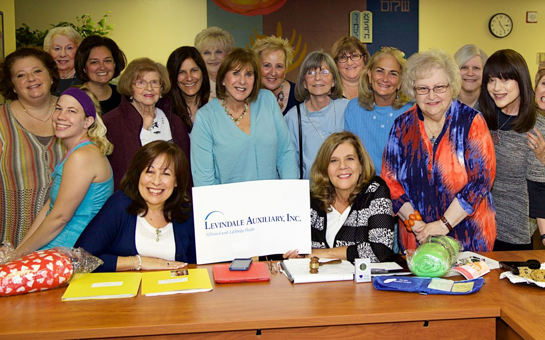 Levindale Auxiliary Celebrates 120 Years of Compassion and Service