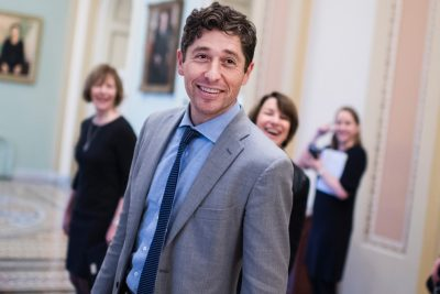 Minneapolis Mayor Jacob Frey Becomes Unlikely Sex Symbol