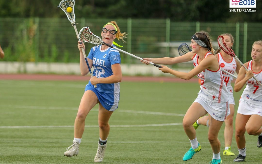 Baltimore Lacrosse Stars Play on Team Israel at International Tournament