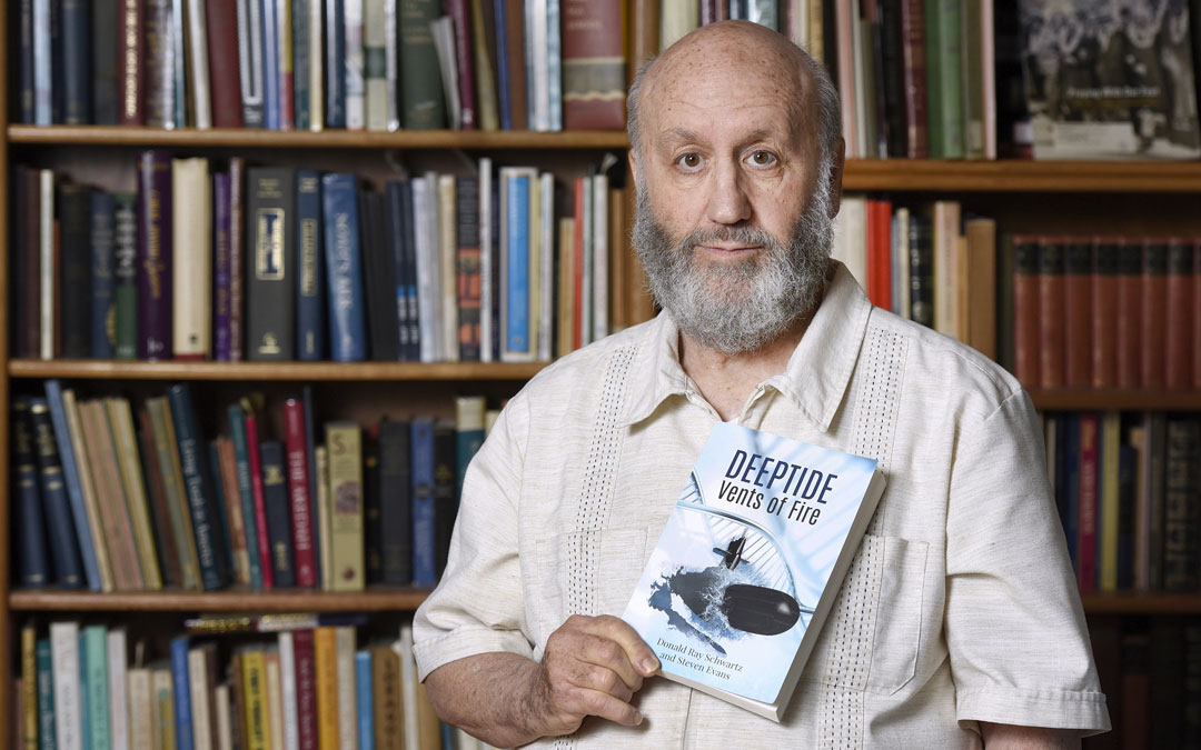 Donald Ray Schwartz's Latest Book Plumbs the Depths of the Sea
