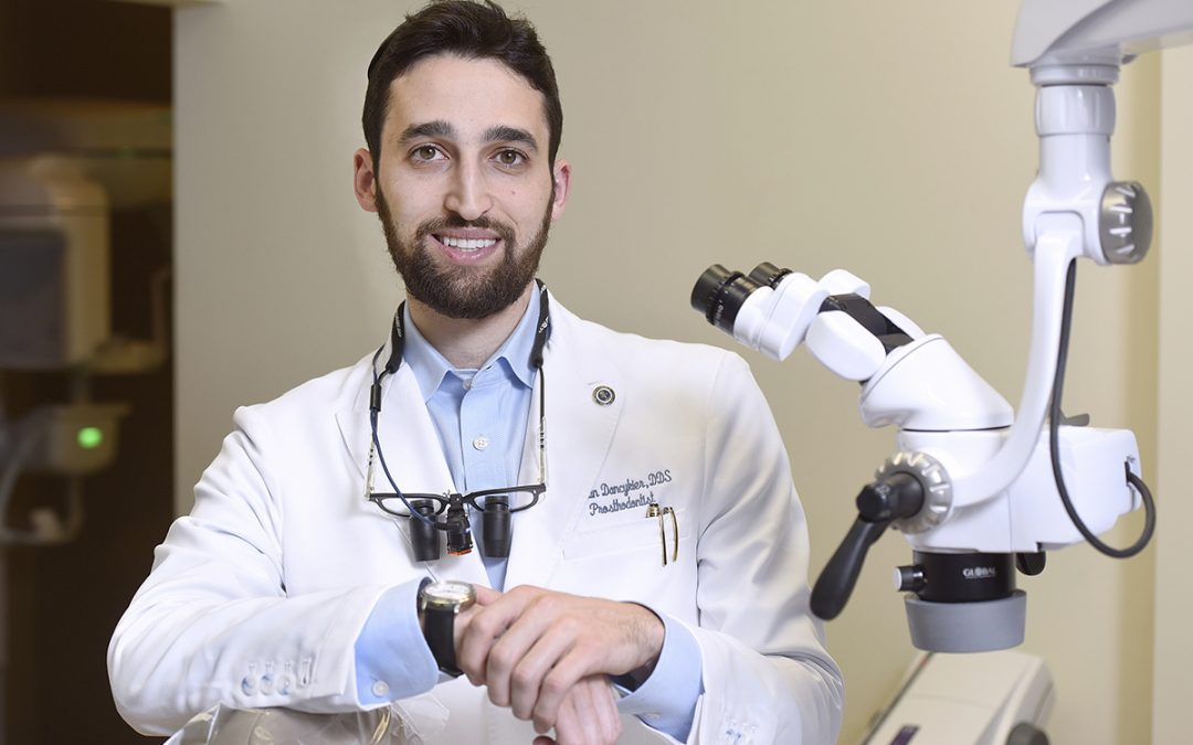 Baltimore's Professional Leaders: Dr. Nathan Dancykier