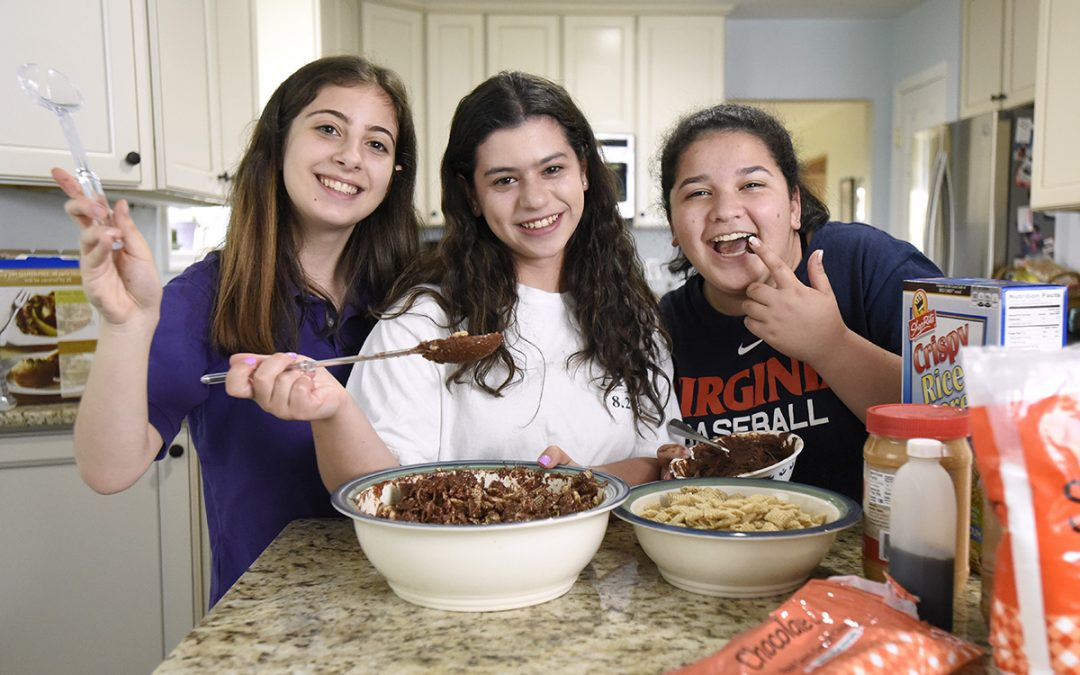 A Trio of Local Youngsters Thrive With Their Delicious Desserts