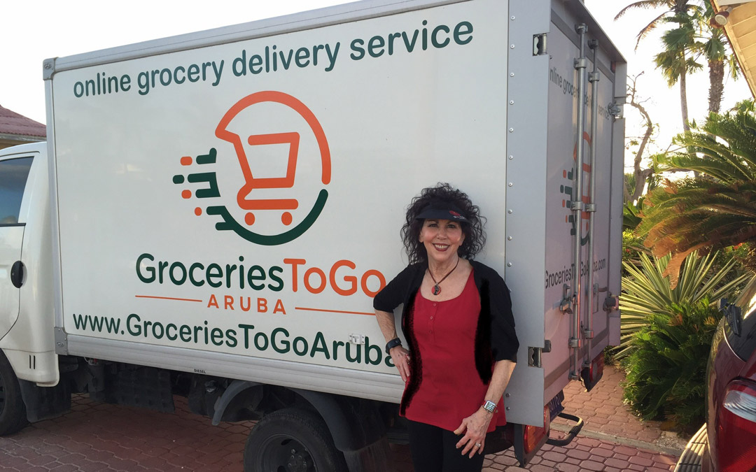 Fitness Guru Marilyn Pick Reinvents Herself as a Grocery Entrepreneur for Aruba's Tourists