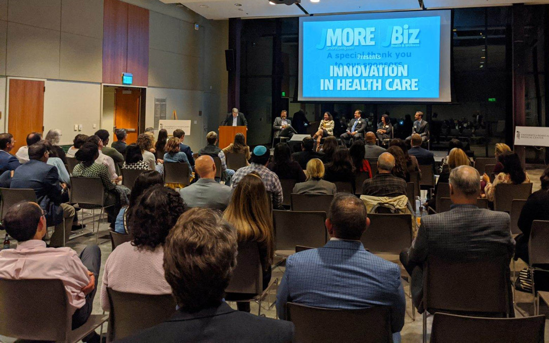 JBiz Innovation In Health Care Symposium at Cylburn