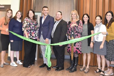 Ronald McDonald House Dedicates Kosher Pantry