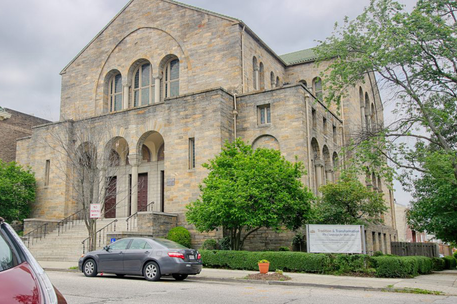 Baltimore Heritage Offers a Look at Beth Am Synagogue and Baltimore's Jewish History