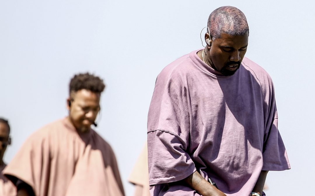 Kanye West Creates Opera Based on Babylonian King Who Enslaved Jews