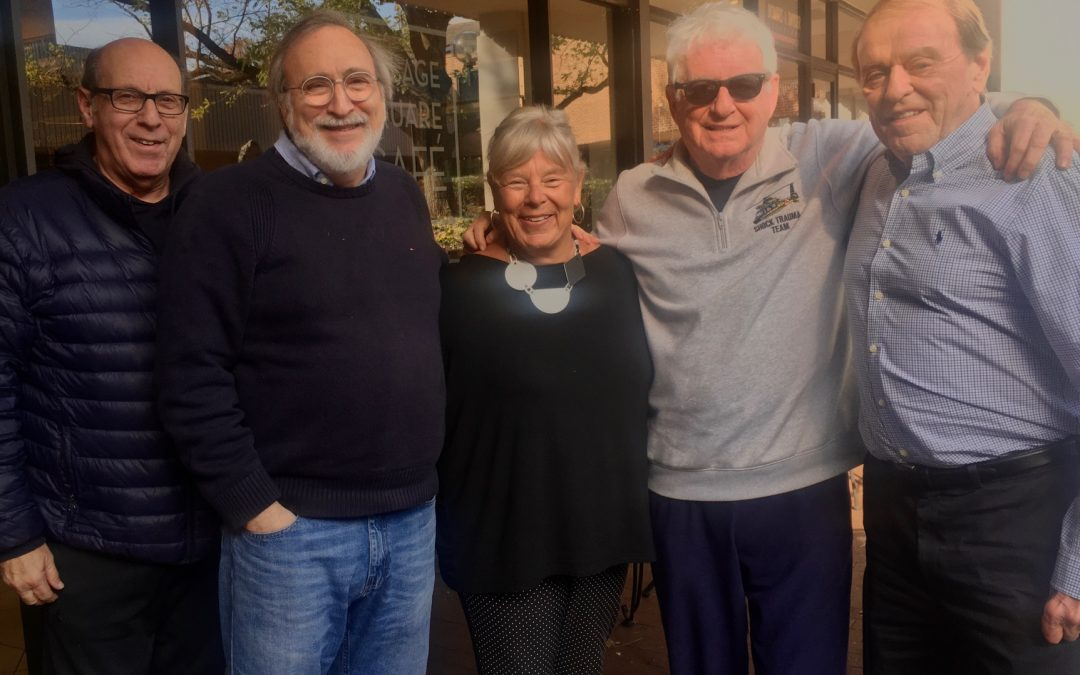 A Reunion of Friends, A Reminder of Local TV's Past