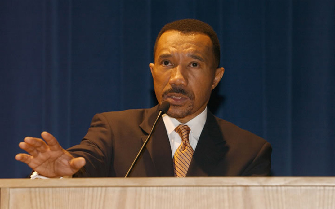 If Only Kweisi Mfume Would Run for Mayor