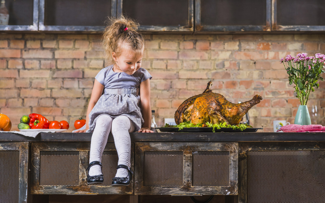 Six Tips to Survive the Holidays with Young Children