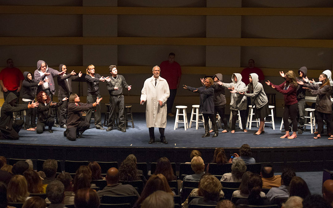Play Explores Addiction through the Voices of Recovering Addicts