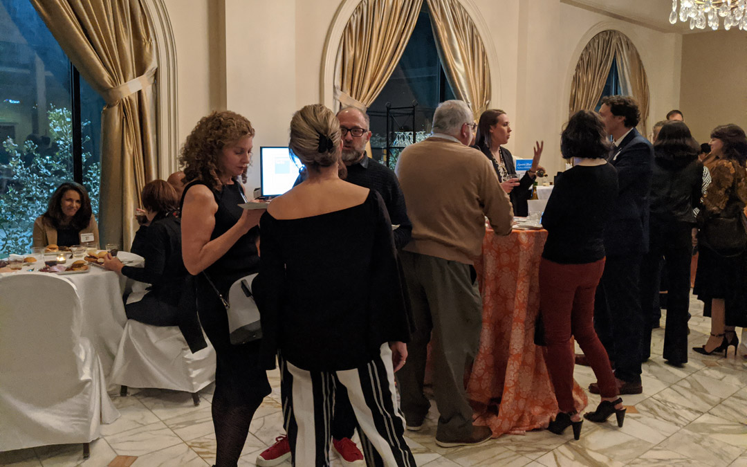 Jmore's latest JBiz meet-up event took place Nov. 19 at the Royal Sonesta Harbor Court Hotel, with meaningful networking, delicious food and drinks and featured speaker Rain Pryor.