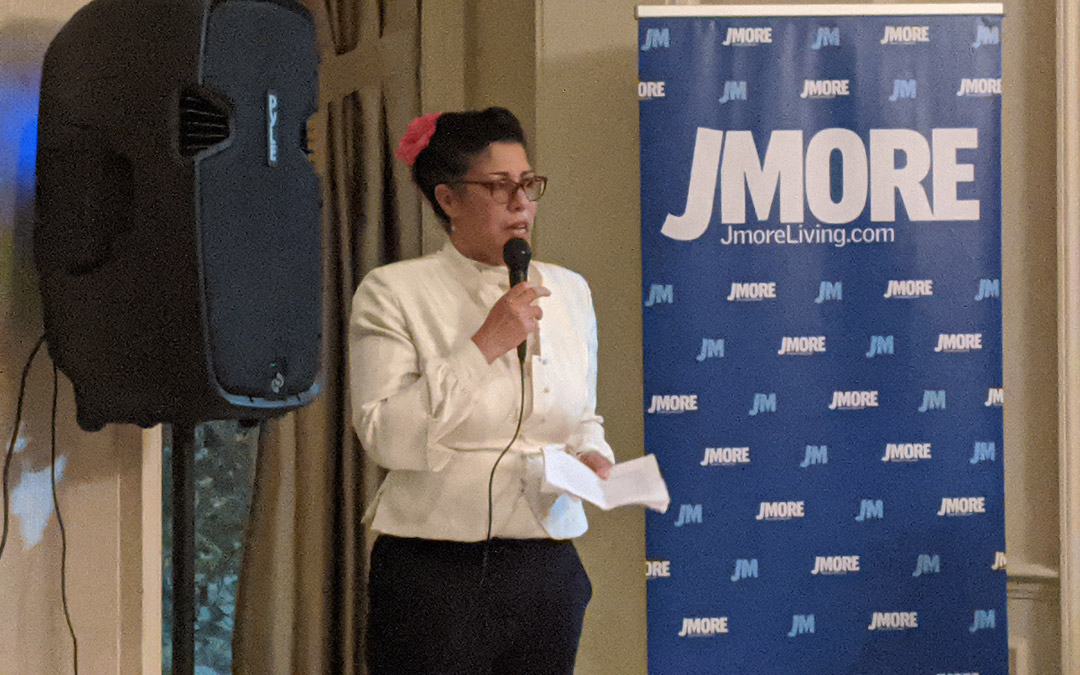 Photos from Jmore's JBiz Meet-Up with Rain Pryor