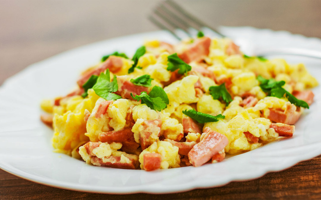 A Love Letter to Salami and Eggs