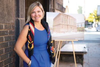 Baltimore's Professional Leaders: Ashley Valis, MSW