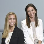 Dr. Nicole Glick (left) and Jennifer Grossman are the founders of Shalom Tikvah. (Photo by Steve Ruark)