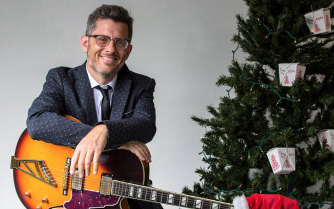 Jazz Guitarist Releases Album of Jewish-Penned X-Mas Tunes