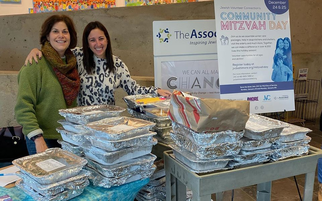 Jewish Volunteer Connection Collects More Than 350 Casseroles to Help Those in Need