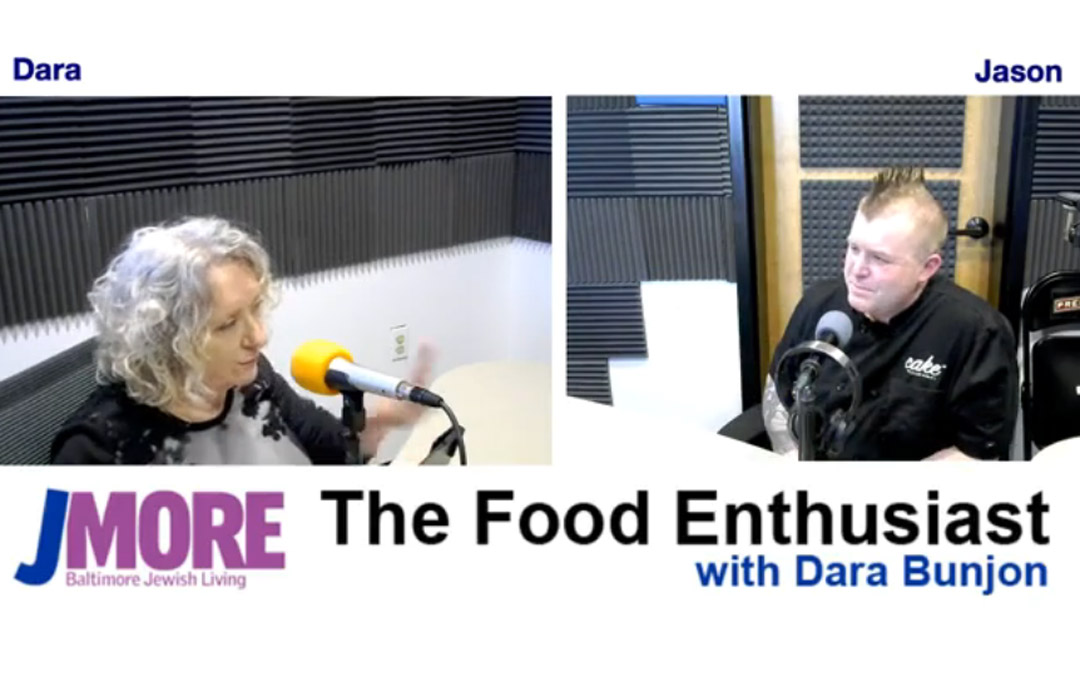 The Food Enthusiast with Guest Jason Hisley