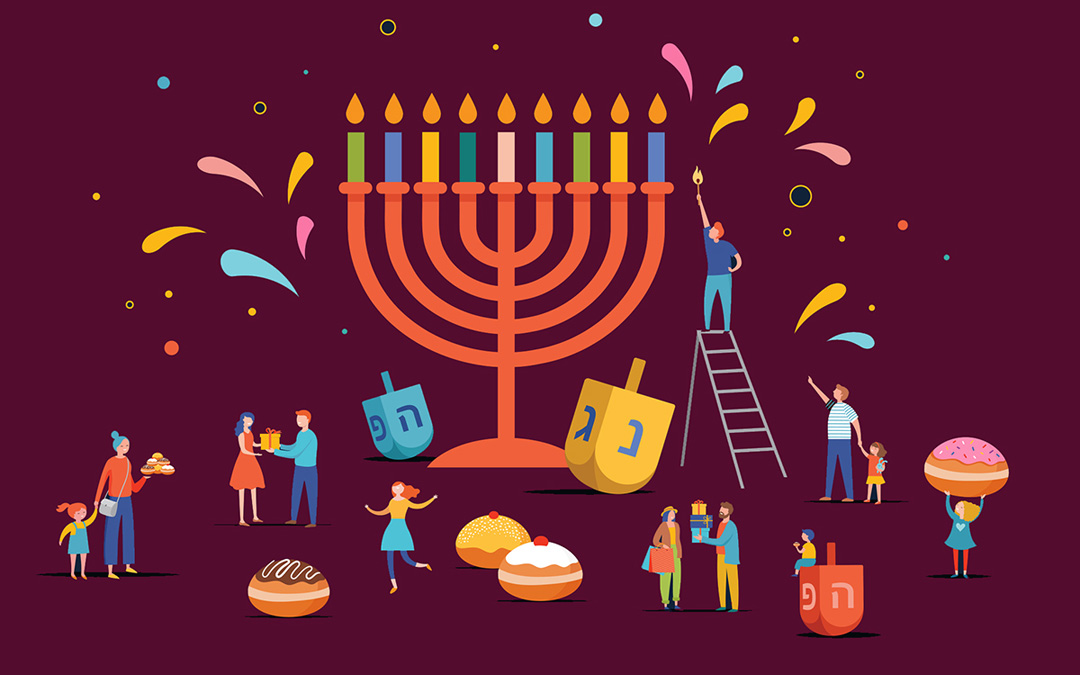 8 Fun Ways to Incorporate Jewish Values into Your Family's Chanukah