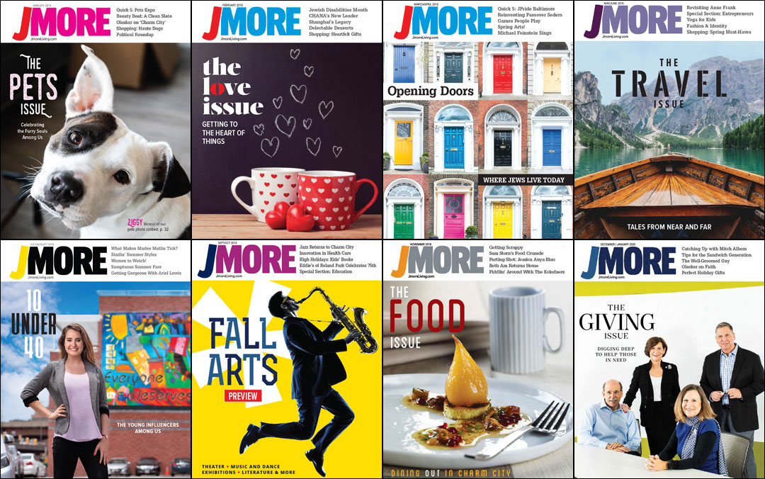 Jmore's Cover Stories of 2019
