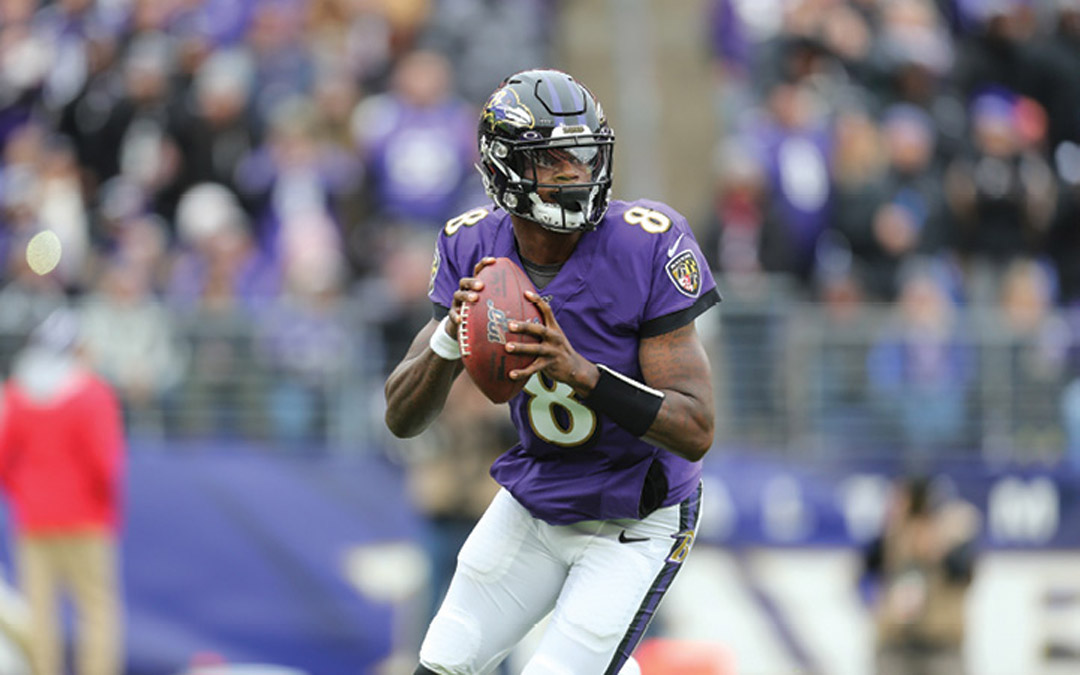 Appreciating Lamar Jackson
