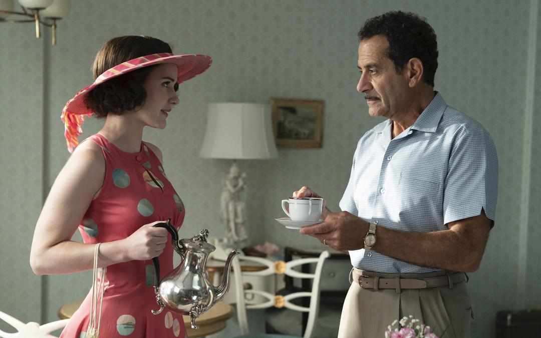 Tony Shalhoub Dazzles in the 'Marvelous Mrs. Maisel'