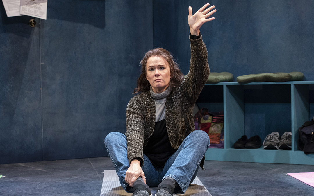 Playwright Deborah Zoe Laufer Brings 'Be Here Now' to Everyman Theatre