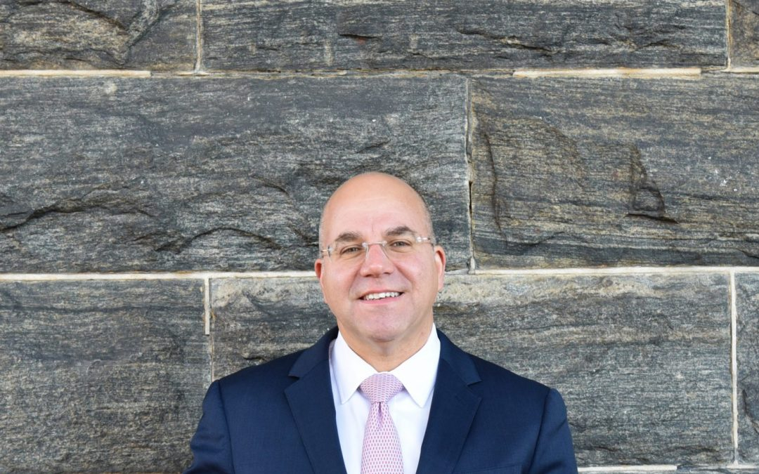 Daniel Blum Named President of Sinai Hospital of Baltimore