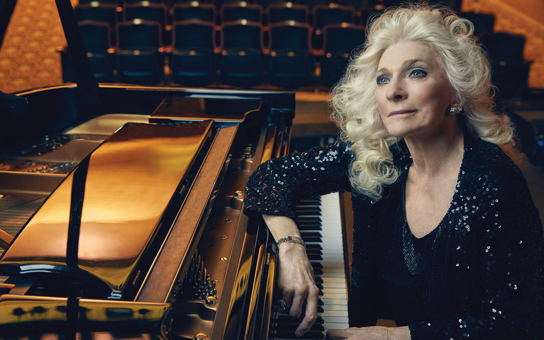 Iconic Judy Collins to Perform at the Gordon Center