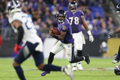 "For Stan ""The Fan"" Charles, Ravens' Loss to Titans Still the Big Hurt"