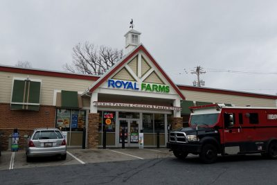 Residents Oppose Plan to Install Gas Station at Royal Farms in Pikesville