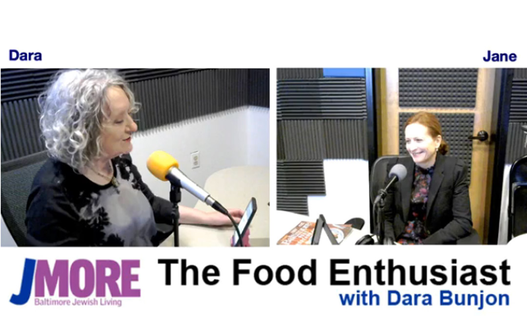 The Food Enthusiast with Guest Jane Marion of Baltimore Magazine