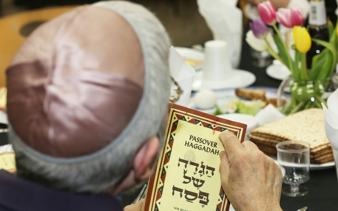 Why this Seder is Different from all Others