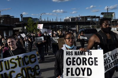Jewish Groups Outraged over George Floyd's Death in Minneapolis Police Custody