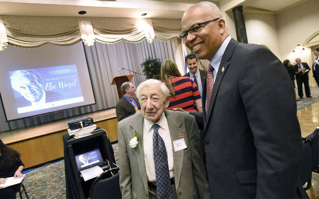 Local Holocaust Survivor Morris Rosen Dies at 98