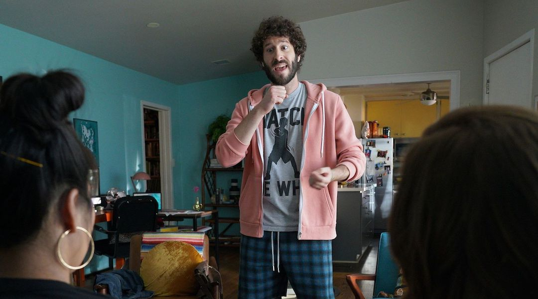 Lil Dicky is Becoming the Larry David of Rap (and a TV Star to Boot)